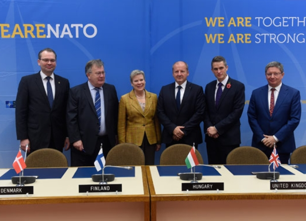 11 NATO Allies and Finland United in Buying Precision Guided Munitions