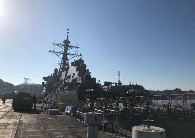 A Glimpse into US Forces in Japan on Standby for Contingencies in Korea