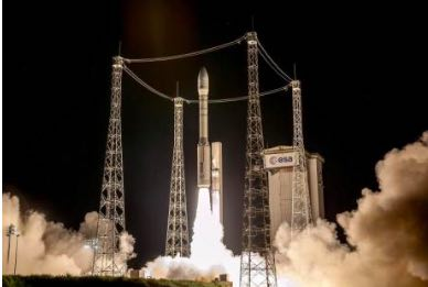 """A Perfect """"10"""" – Arianespace's Lightweight Vega Orbits OPTSAT-3000 and Venµs On a Milestone Success"""