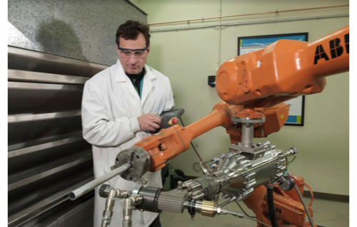 ASC and Partners To Pioneer Additive Manufacturing For Submarines