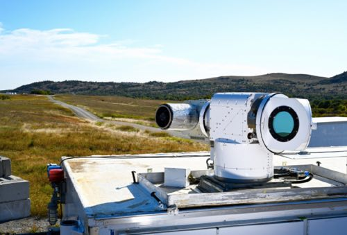 ATHENA Successfully Defends Drone Threat