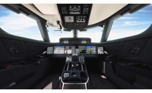 Active Inceptors Earn Certification on Gulfstream G600 and G500