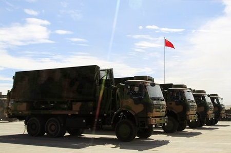 Advances in Military Technology Give China Edge in Asia-Pacific