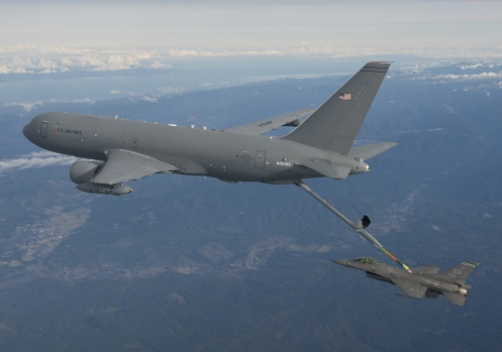 Air Force: KC-46 Testing Showed Tanker Could Withstand Electromagnetic Pulses