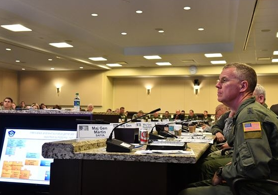 Air Force Leaders Address Aircrew Crisis
