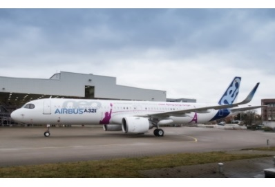 Airbus Rolls Out First A321neo ACF: New evolution with longer range and higher capacity