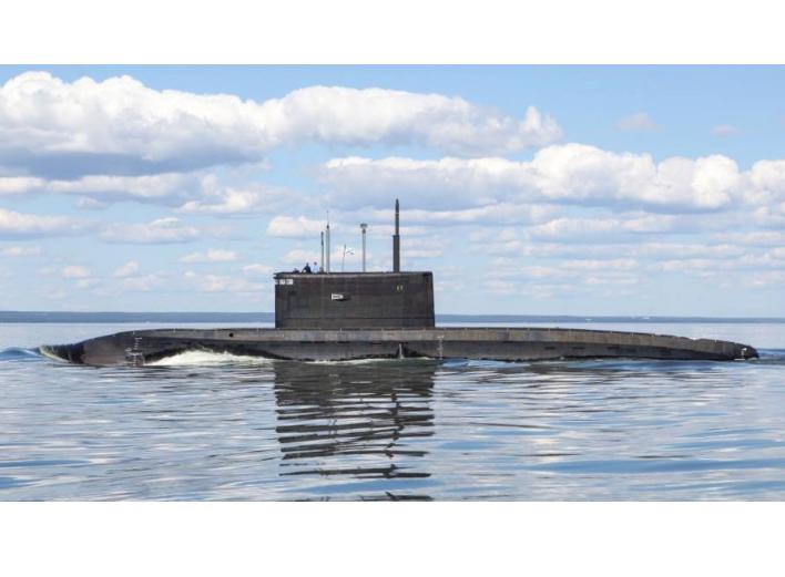 Algeria Commissions Two Kilo Submarines