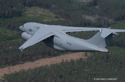 Antonov Company Continues AN-178 Production for Peru