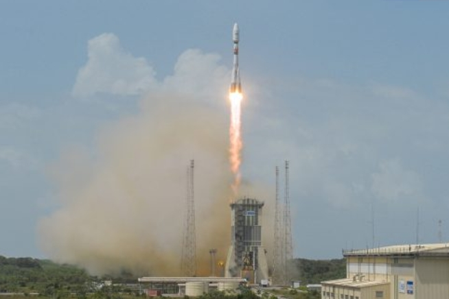 Arianespace Gives a Lift to Four More Satellites in the O3b Medium Earth Orbit Constellation