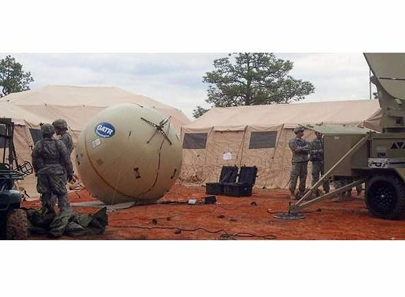 Army Orders Cubic GATR Inflatable Satellite Communication and Networking Systems