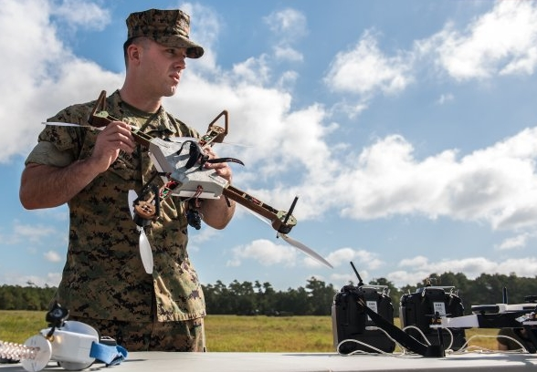 Army Partners with Marine Corps on 3-D Printed Drones