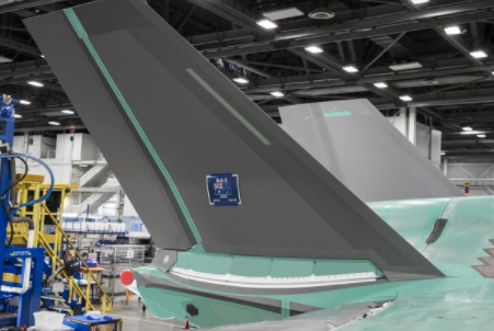 Australian Company Leading from the Tail in Global F-35 Program