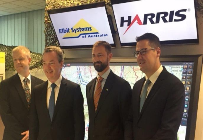 Australian Minister for Defence Industry Publicly Announced Elbit Systems' Award of Additional BMS for the ADF