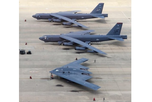 B-52s Return to Pacific for Routine Continuous Bomber Presence Mission