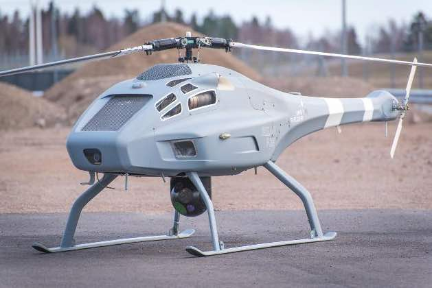 BAAINBw Procures New Helicopter Drones for the Navy