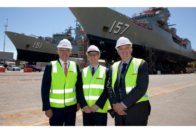 BAE Systems Australia Welcomes $200 Million Nulka Upgrade