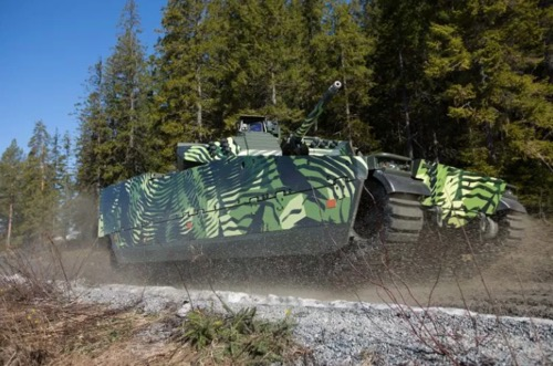BAE Systems Drops Out of U.S. Army's Optionally Manned Fighting Vehicle Competition