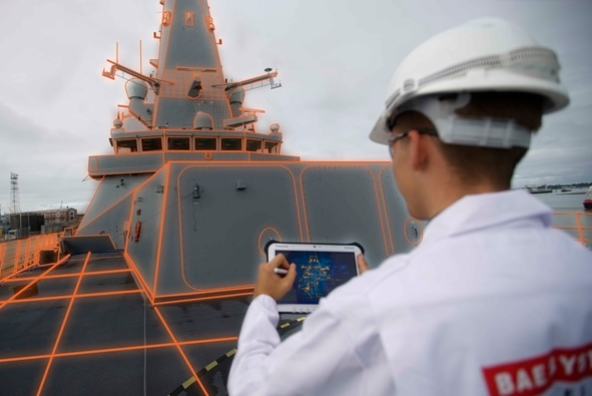 BAE Systems Expands Shipbuilding Opportunities for Local Companies