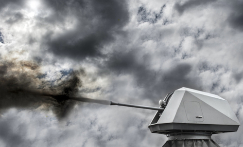 BAE Systems Awarded Naval Guns Contract for U.K.'s Type 31 Frigate Program