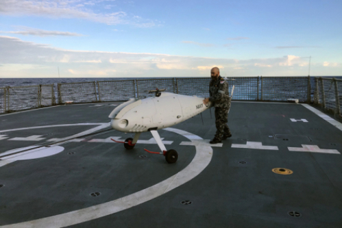 Ballarat Strikes Gold with Unmanned Aerial Vehicle