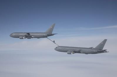 Boeing KC-46 Tanker Program Completes Fuel On-load Certification Testing
