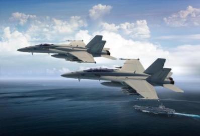 Boeing Receives U.S. Navy Contract to Modernize F/A-18 Super Hornet Fleet