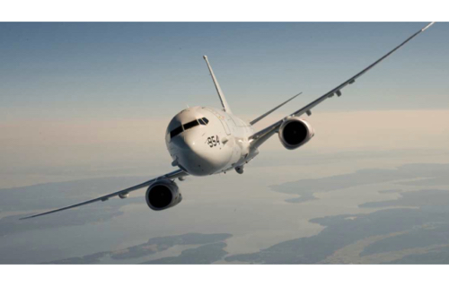 Boeing and Kongsberg Sign Contract for P-8 Aircraft Maintenance and Support