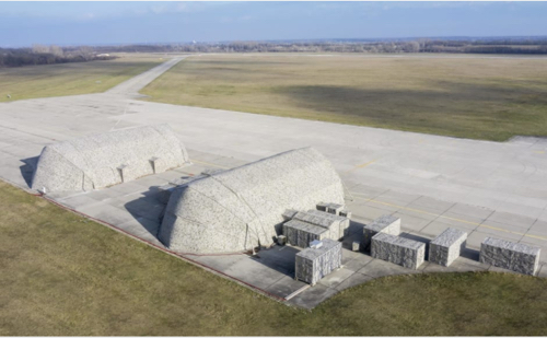 Bulgaria Orders Saab's Deployable Maintenance Facility