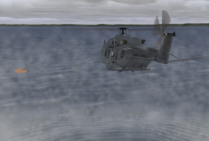 CAE Wins Contract to Provide Qatar Emiri Air Force with Comprehensive NH90 Training Solution