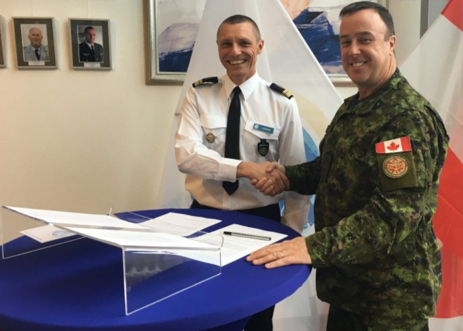 CAF Enhances Air Interoperability with Partners and Allies