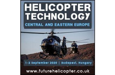 COVID-19 Update: New date announced for Helicopter Technology Central and Eastern Europe 2020