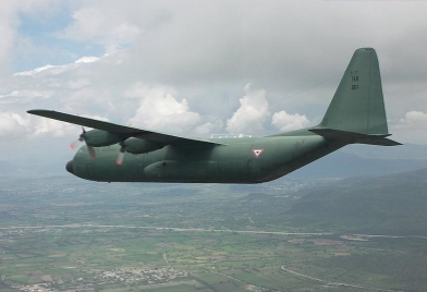 Cascade Aerospace to Modernize Mexican Air Force C-130 Hercules Aircraft