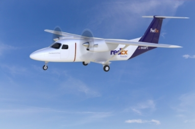 Cessna SkyCourier Selected By FEDEX