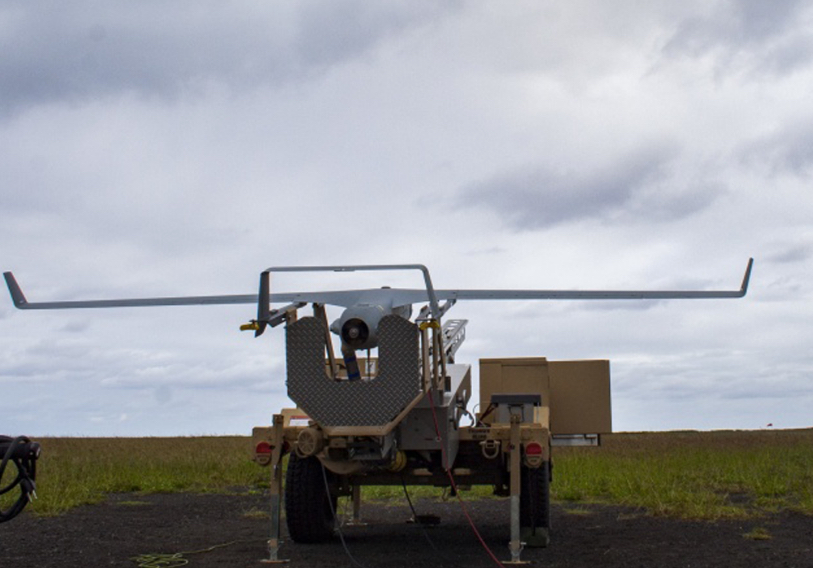 Change in the Air – Disruptive Developments in Armed UAV Technology