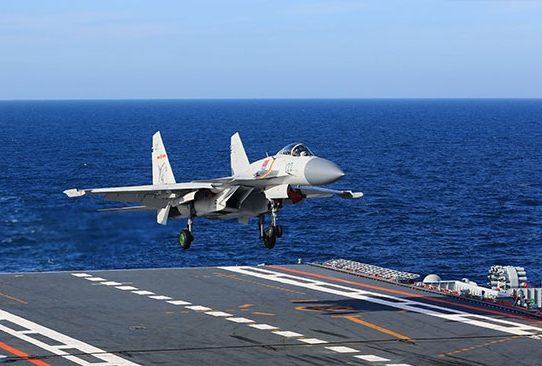 China Develops a Catapult for Planes