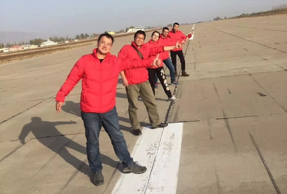 China's Newest Stealth Drone Takes to the Sky for Its Maiden Flight