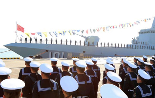 China's Type 055 Destroyer Has Anti-Stealth, Anti-Satellite Capabilities