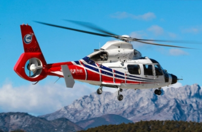 China-Developed AC312E Helicopter Completes Plateau Tests