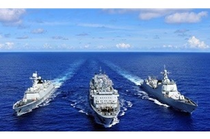 Chinese Navy Preparing for Island Dispute: Expert