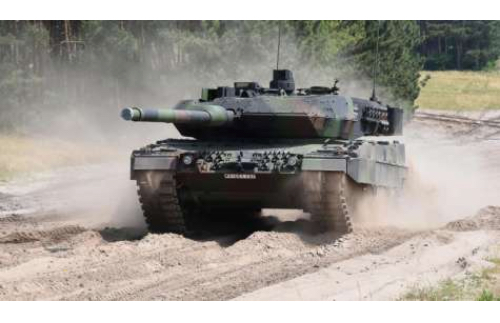 Contract Concluded with Industry on Future Decisive Ground Combat System