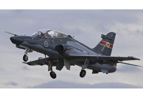 Cubic Upgrades Royal Australian Air Force Hawk Fleet with Advanced Air Combat Training Solutions