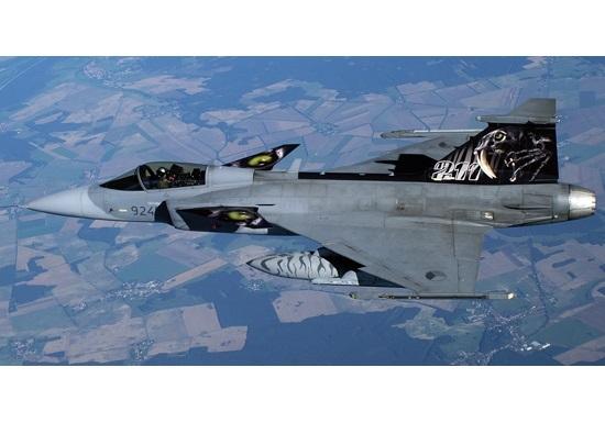 Czech Air Force Gripen Fleet Completes MS20 Upgrade Giving Enhanced Operational Capabilities