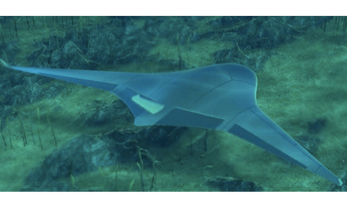 DARPA Selects Performers to Advance Unmanned Underwater Vehicle Project