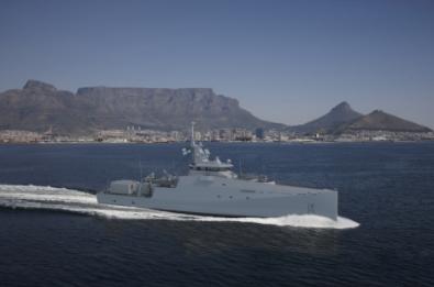 Damen Shipyards Cape Town (DSCT) Receives Project Biro Order from Armscor