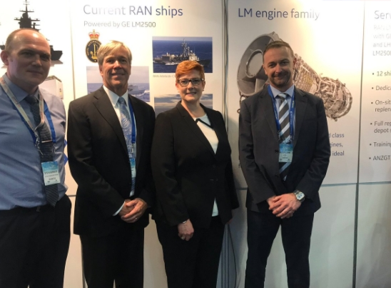 Data Analytics Collaboration to Improve Naval Capability