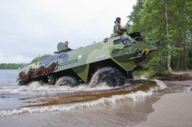 Defence Forces Upgrade PASI Armoured Personnel Carriers