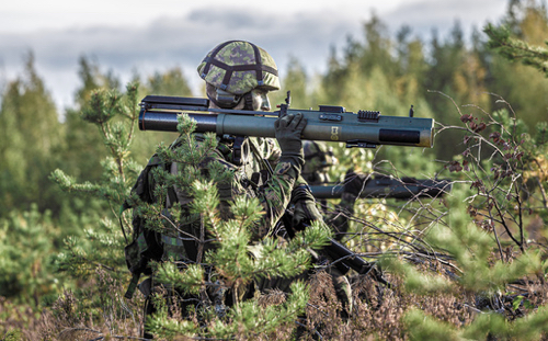 Defence Forces to Buy Light Single-Shot Anti-Tank Weapons Manufactured in Finland