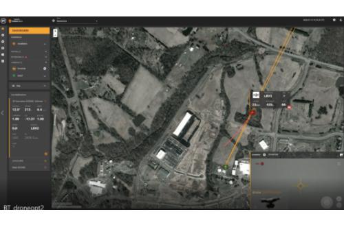 DroneOptID Launch