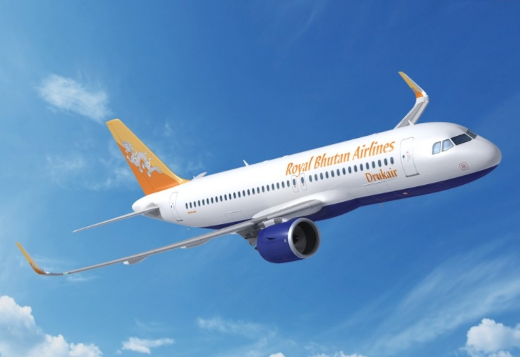 Drukair Opts for the A320neo: Unmatched performance for high altitude airports