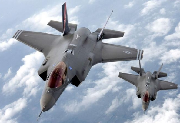 Dutch Gov't Maybe Can't Afford Last Three JSF Fighter Jets